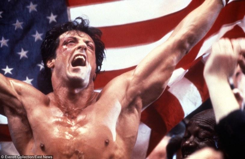 Sylvester Stallone jako Rocky Balboa /Everett Collection /East News