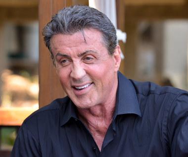 Sylvester Stallone pasjonuje się malarstwem