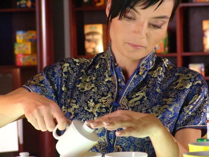 Sylwia Mokrysz pracuje w zarządzie firmy Mokate - herbata jest jej pasją /materiały prasowe