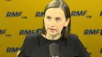 Sylwia Spurek w Popołudniowej rozmowie w RMF FM