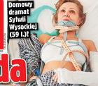 """Sylwia Wysocka oskarża partnera. """"Zepchnął mnie ze schodów"""""""