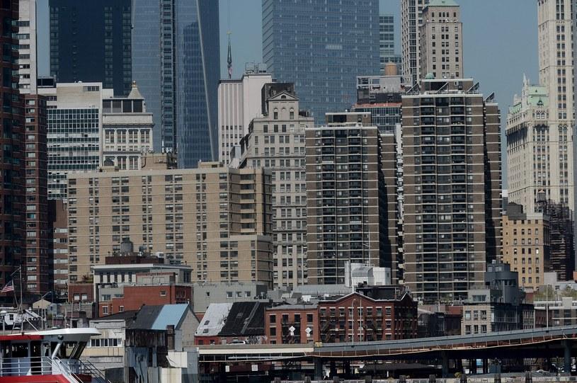 Symboliczny moment w Nowym Jorku /PAP