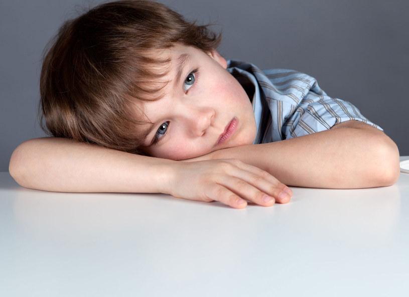Syn nie jest zachwycony perspektywą posiadania rodzeństwa /©123RF/PICSEL