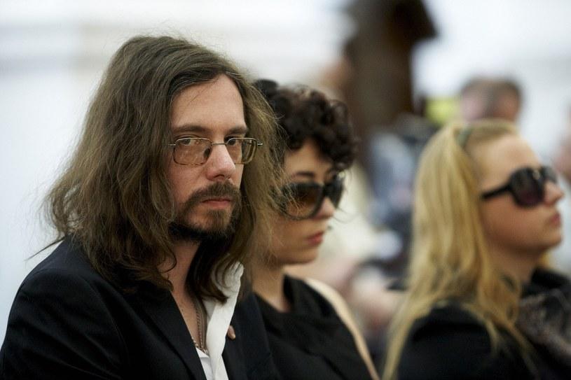 Syn Sobczyk, Sergiusz Fabian Sawicki, zmarł trzy lata po matce /Labudzki  /Reporter