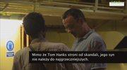 Syn Toma Hanksa jest poszukiwany przez policję