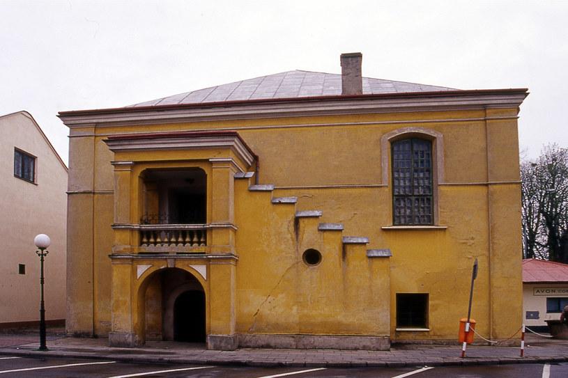 Synagoga. Ufundował ją Stanisław Lubomirski. Obecnie mieści się tu muzeum judaistyczne. /Krzysztof Chojnacki /East News