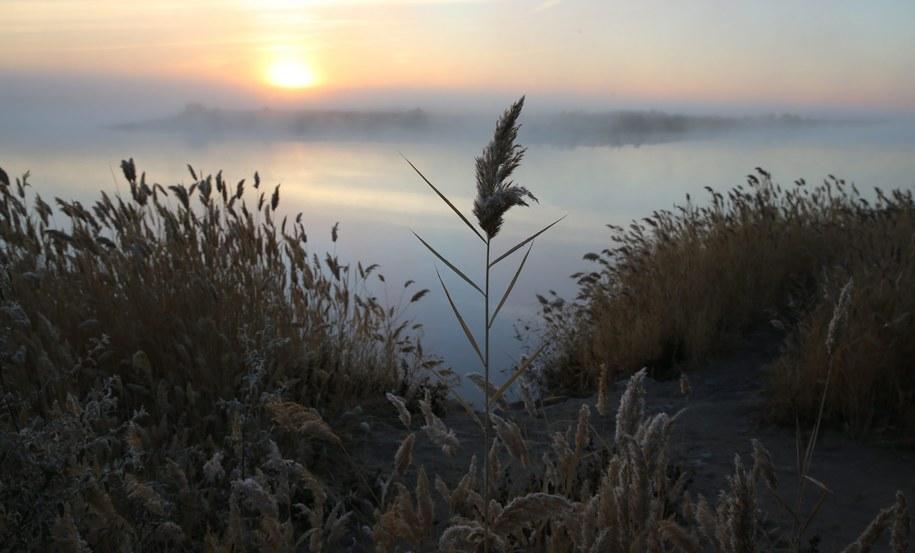 Synoptycy zapowiadają opady pierwszego śniegu /SERGEI CHIRIKOV /PAP/EPA