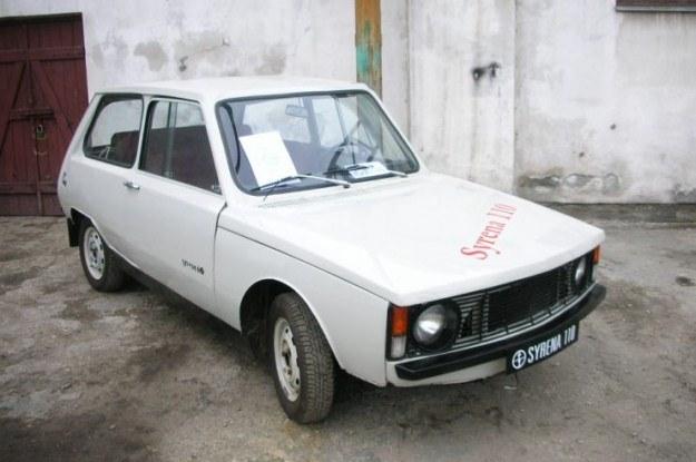 Syrena 110 /INTERIA.PL