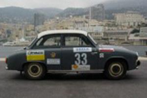 Syrena ponownie w Rajdzie Monte Carlo