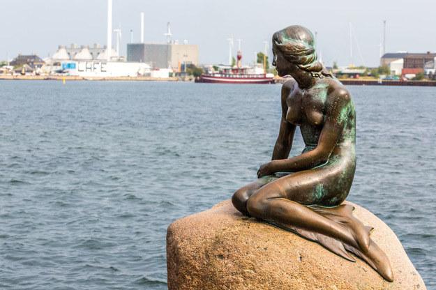Syrenka - najbardziej rozpoznawalny symbol Kopenhagi /123/RF PICSEL