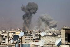 Syria: 12,5 tys. cywilów uciekło przed bombardowaniem