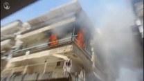 Syria. Coraz więcej ofiar nalotów wśród cywilów