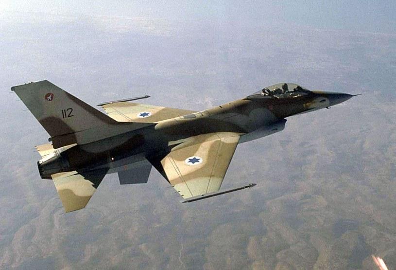 Syria zestrzeliła izraelski myśliwiec F-16, zdj. ilustracyjne /East News