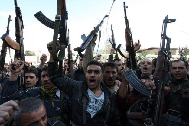 Syryjski rząd szpieguje swoich obywateli /AFP