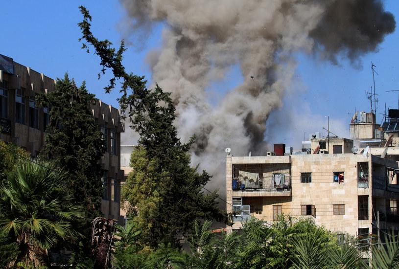 Syryjskie Aleppo /AFP