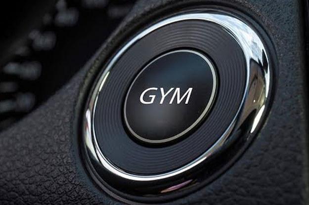 System GYM uruchamia sie jednym przyciskiem ;) /