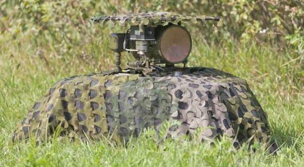 System kierowanych min przeciwpancernych JARZĘBINA-K – fot. Inspektorat Uzbrojenia /Defence24