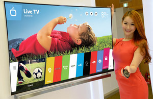 System webOS - Smart TV nowej generacji od LG