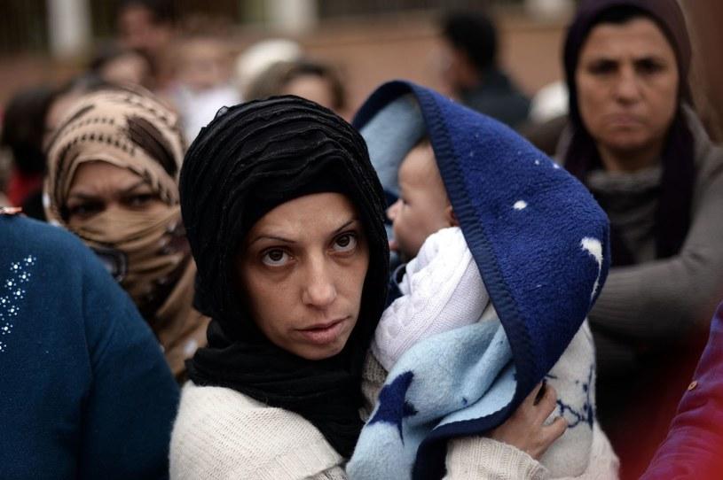 Sytuacja kobiet w Syrii jest dramatyczna /AFP