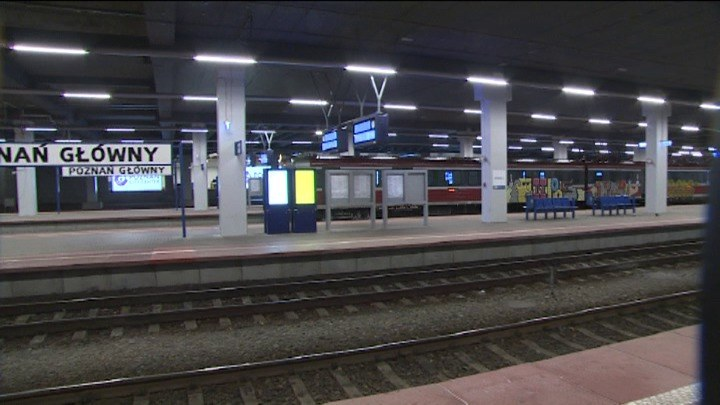 Sytuacja na kolei jest bardzo trudna /TVN24/x-news