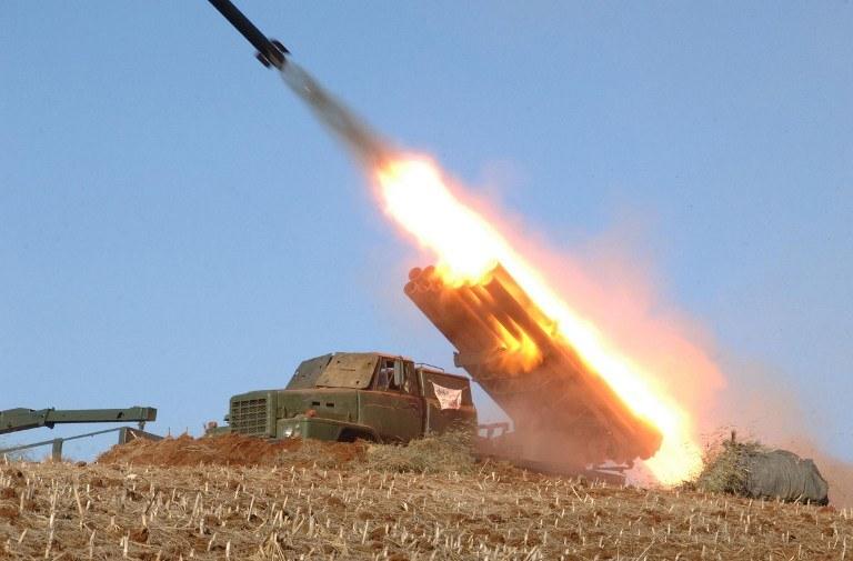Sytuacja na Płw. Koreańskim jest cały czas napięta /AFP