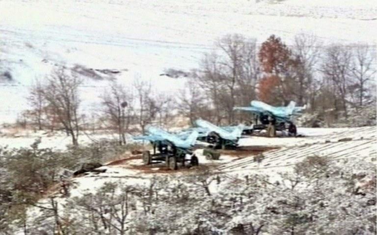 Sytuacja na Płw. Koreańskim jest nadal napięta /AFP