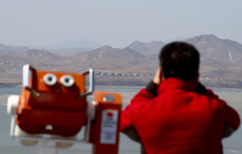Sytuacja na Półwyspie Koreańskim jest napięta /AFP