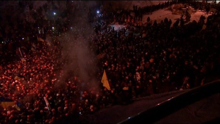 Sytuacja na Ukrainie jest napięta /TVN24/x-news