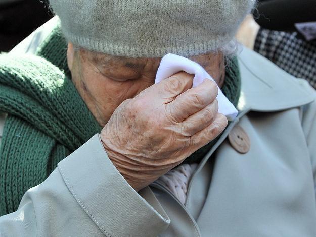 Sytuacja starszych osób w Korei Południowej jest nie do pozazdroszczenia/AFP /New York Times/©The International Herald Tribune