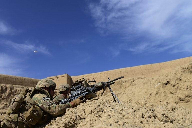 Sytuacja w Afganistanie /AFP