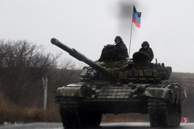 Sytuacja w Doniecku jest tragiczna, zdj. ilustracyjne /AFP