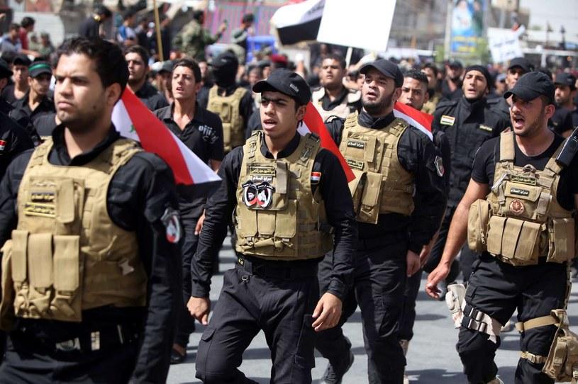 Sytuacja w Iraku jest bardzo napięta /PAP/EPA