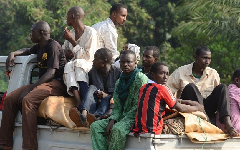 Sytuacja w Republice Środkowoafrykańskiej uległa zaostrzeniu, gdy obalono rządy chrześcijańskiego prezydenta. /AFP