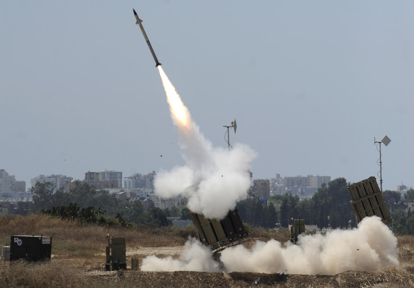 Sytuacja w Strefie Gazy się zaostzra /AFP