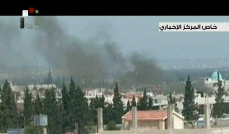 Sytuacja w Syrii /AFP