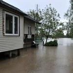 Szacowanie strat po fali powodziowej