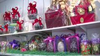 Szalone pomysły czekoladników przed Wielkanocą