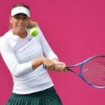 Szarapowa zagra z Sabalenką w finale w Tiencinie