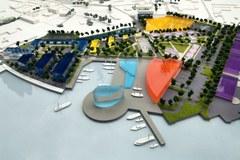 Szczecin: Ambitne plany zagospodarowania terenu po stoczni
