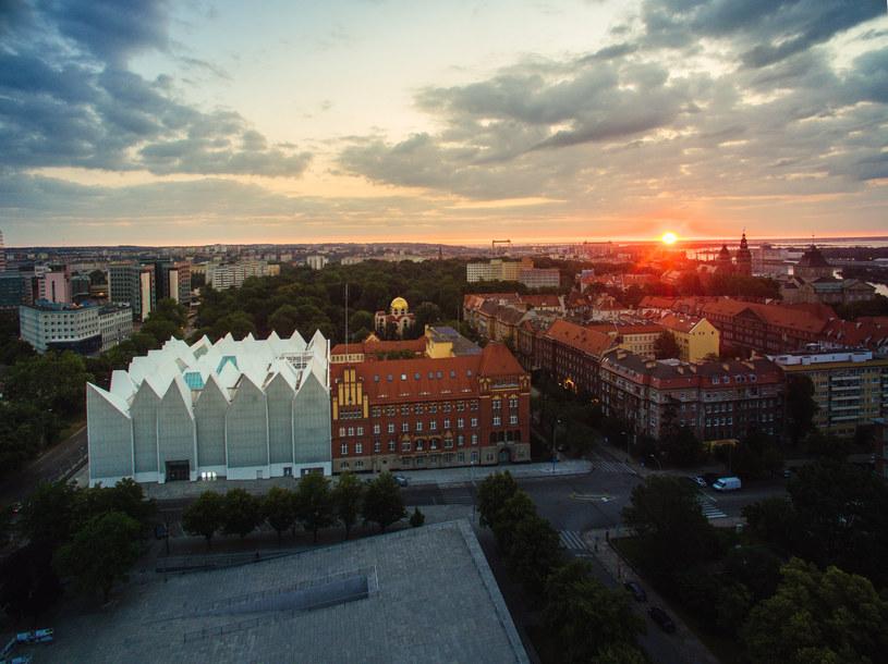 Szczecin, Filharmonia Szczecińska /