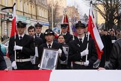 Szczecin w hołdzie ofiarom katastrofy