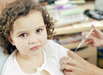 Szczepienie jest zalecane dzieciom do 6 lat