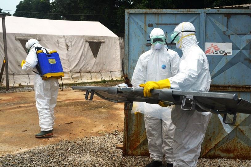 Szczepionka zawiera niewielką ilość materiału genetycznego wirusów /AFP