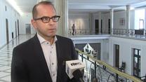 Szczerba (PO) o wecie prezydenta Dudy (TV Interia)