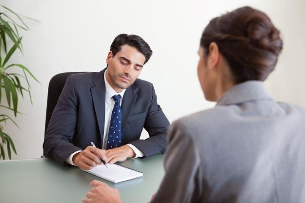 Szczerość podczas rozmowy kwalifikacyjnej jest bardzo ważna /© Panthermedia
