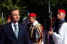 Szczerski: Prezydent rozmawiał w Grecji o reparacjach od Niemiec