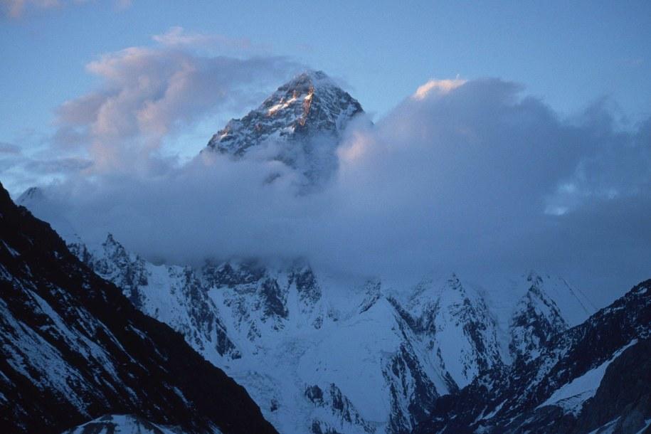 Szczyt K2 /W. Daffue/Arco Images GmbH/DPA /PAP/EPA