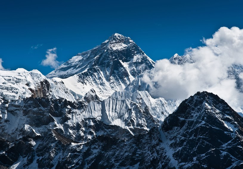 szczyt Mount Everest, zdj. ilustracyjne /123RF/PICSEL