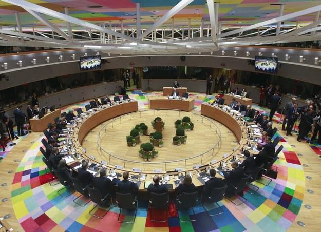 Szczyt rozpoczął się o godz. 16 /OLIVIER HOSLET / POOL /PAP/EPA