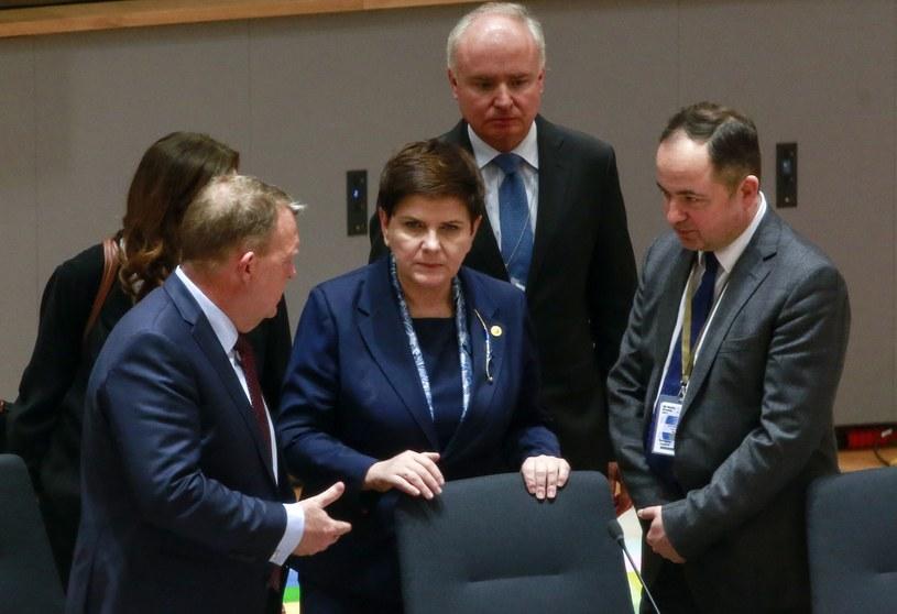 Szczyt UE, na którym wybrano Donalda Tuska na szefa RE /AFP